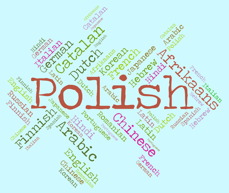 lingo: Polish Language wordcloud