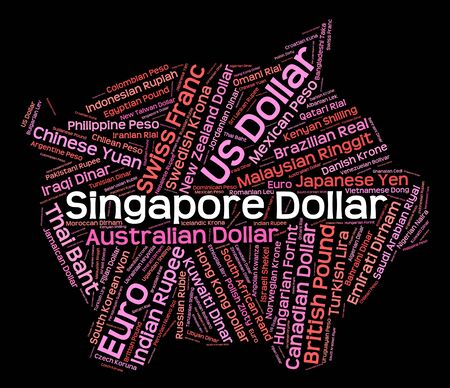 forex trading: Singapore Dollar Indicating Forex Trading And Exchange