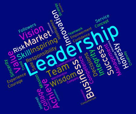 wordcloud: Leadership Words wordcloud
