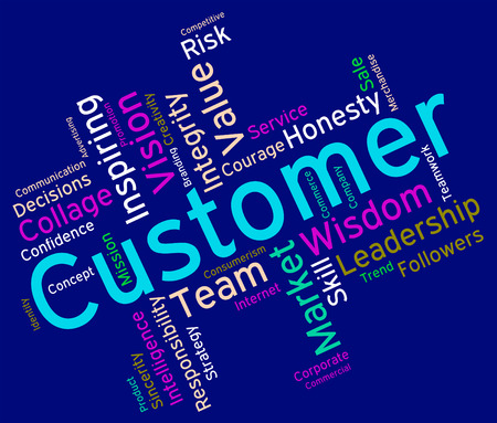 wordcloud: Customer Words wordcloud