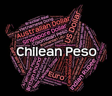 peso: Chilean Peso wordcloud