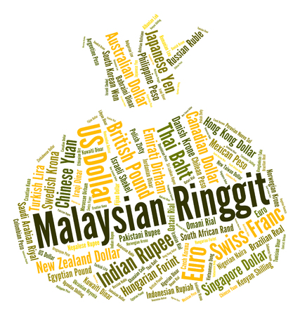 такса: Malaysian Ringgit Meaning Exchange Rate And Foreign Фото со стока