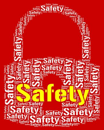 safety lock: Safety Lock wordcloud