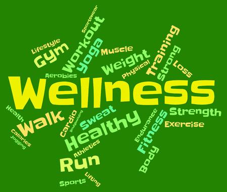 preventive medicine: Wellness Words wordcloud