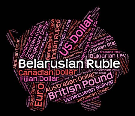 forex trading: Belarusian Ruble Indicating Forex Trading And Word