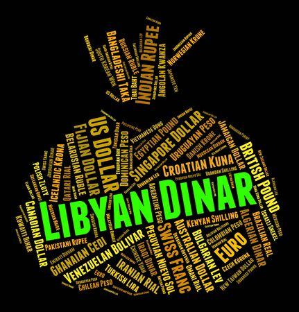 libysch: Libyscher Dinar Bedeutung Devisen und Fx