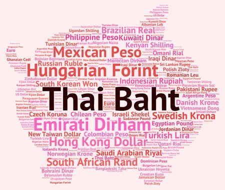 Convert Thai Baht (THB) and Thai Offshore Baht (THO): Currency