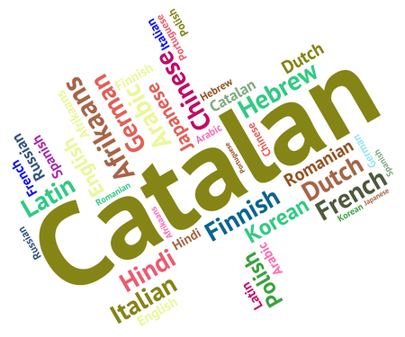 lingo: Catalan Language Meaning Words International And Translate
