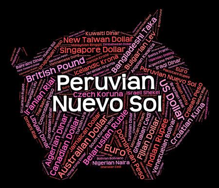 nuevo: Peruvian Nuevo Sol Meaning Worldwide Trading And Fx
