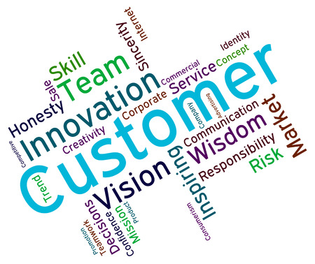 Customer Words Meaning Purchaser Clients And Clientele