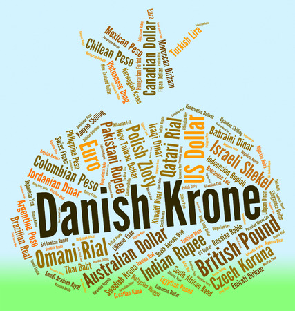 foreign exchange: Danish Krone Showing Foreign Exchange And Denmark