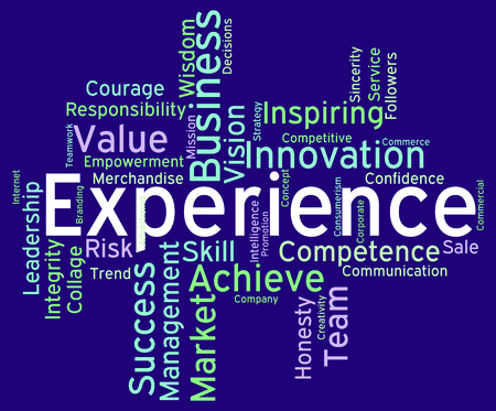 proficiency: Experience Words Meaning Know How And Proficiency