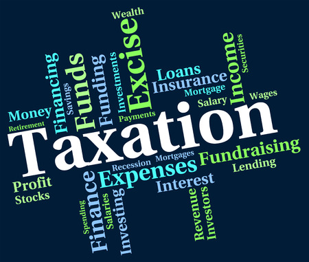 taxation: Taxation Word Meaning Taxpayers Duties And Words