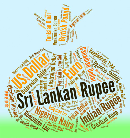 sri lankan: Sri Lankan Rupee Meaning Foreign Exchange And Coinage