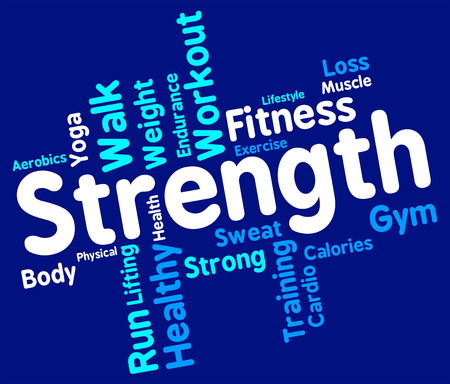 muscularity: Strength Words Representing Power Sturdiness And Muscularity