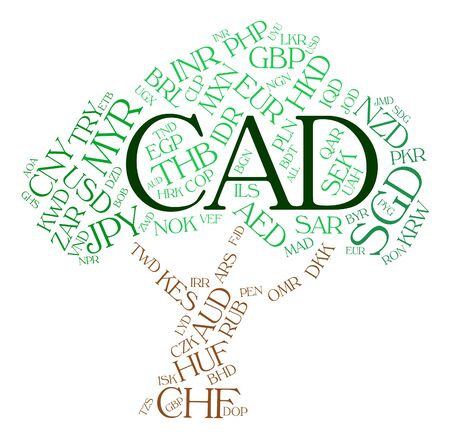 cad: Cad Currency Meaning Canadian Dollars And Exchange