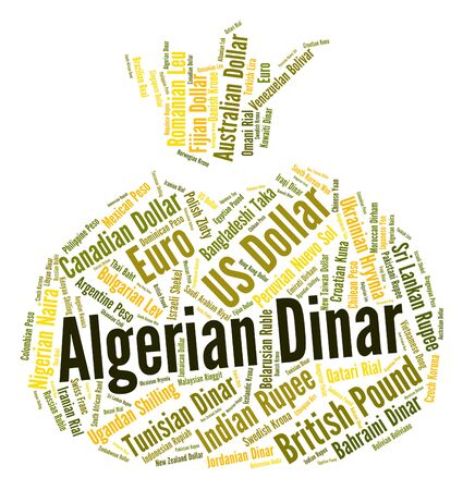 algerian: Algerian Dinar Meaning Currency Exchange And Banknotes