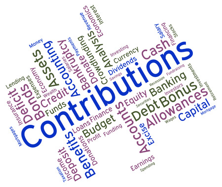 contributes: Contributions Word Meaning Volunteer Support And Contributors