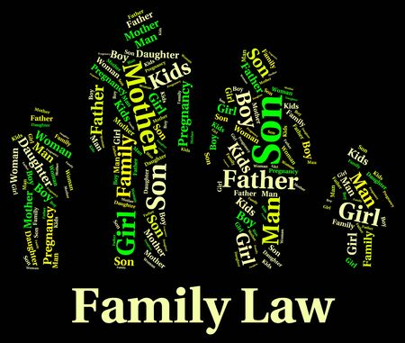 jurisprudence: Family Law Showing Blood Relation And Jurisprudence