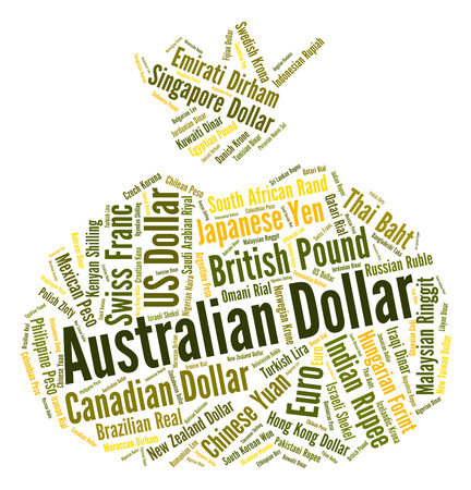 foreign exchange: Australian Dollar Meaning Foreign Exchange And Banknotes