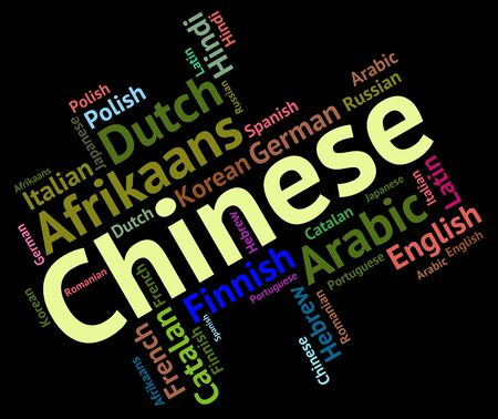 chinese dialect: Chinese Language Meaning China Languages And Mandarin