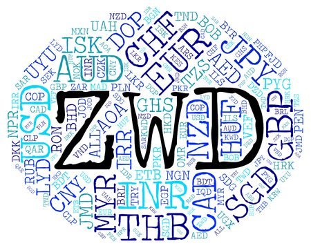 exchange rate: Zwd Currency Meaning Exchange Rate And Coin