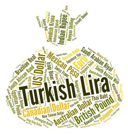 turkish lira: Turkish Lira Meaning Worldwide Trading And Banknotes