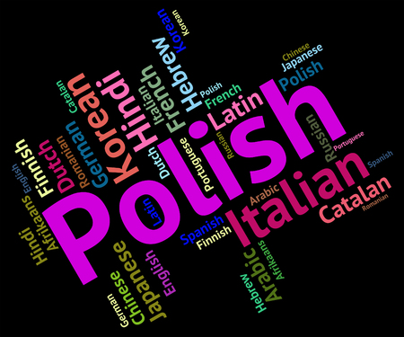 lingo: Polish Language Representing Vocabulary Languages And International