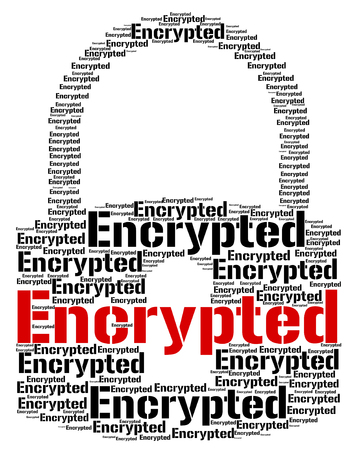 cipher: Encrypted Word Showing Forbidden Cipher And Security