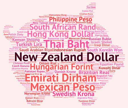 такса: New Zealand Dollar Meaning Exchange Rate And Word