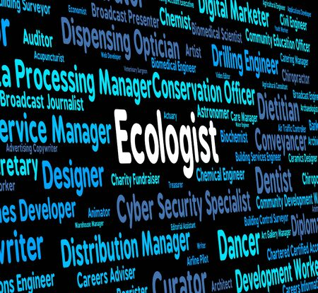 ecologist: Ecologist Job Showing Environment Environmentalists And Career