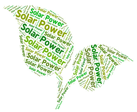 energies: Solar Power Meaning Energy Source And Sun