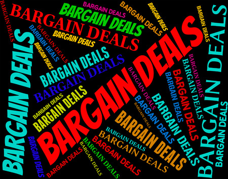 dealings: Bargain Deals Meaning Word Text And Words