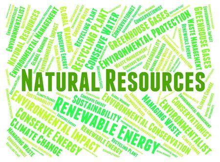 materia prima: Recursos Naturales Mostrando materias primas y Palabras
