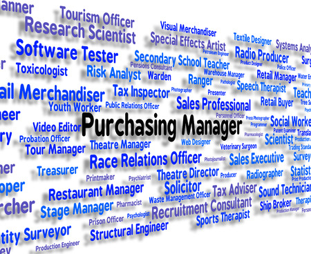 purchasers: Purchasing Manager Representing Jobs Job And Boss