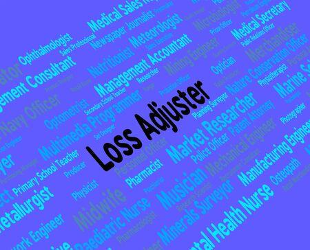 adjuster: Loss Adjuster Representing Financial Adjustors And Adjustor