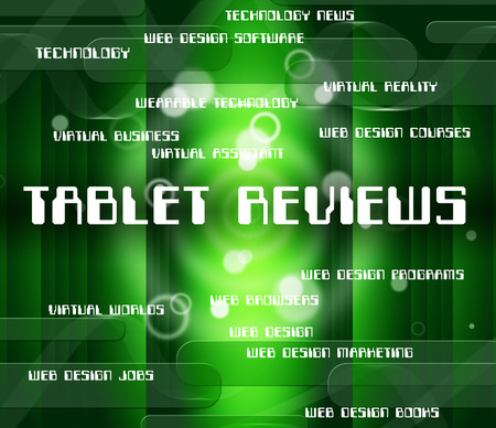 reviews: Tablet Reviews Indicating Computer Reviewed And Processor