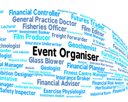 occasions: Event Organiser Showing Manager Work And Occasions