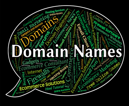 dominion: Domain Names Indicating Domains Realm And Designation