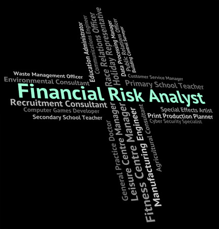 peril: Financial Risk Analyst Indicating Text Analysts And Profit
