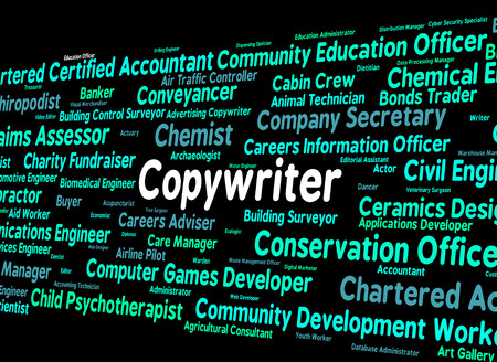 adverts: Copywriter Job Showing Adverts Employee And Word