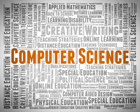 Computer Science Representing Information Technology And Studying