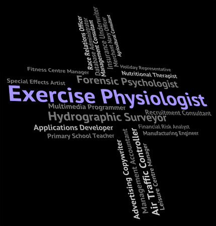 physiologist: Exercise Physiologist Representing Examination Employment And Jobs