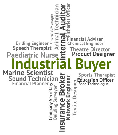 purchasers: Industrial Buyer Representing Trade Occupation And Employee