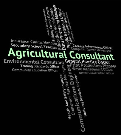 advisers: Agricultural Consultant Showing Advisers Recruitment And Employee