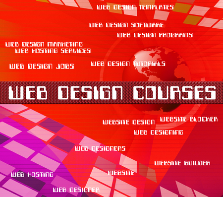 web courses: Web Design Courses Representing Designers Network And Internet