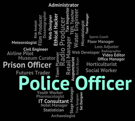 constabulary: Police Officer Meaning Cops Jobs And Administrators