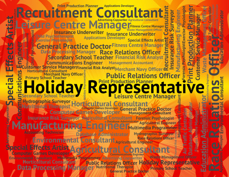 time off: Holiday Representative Meaning Go On Leave And Time Off