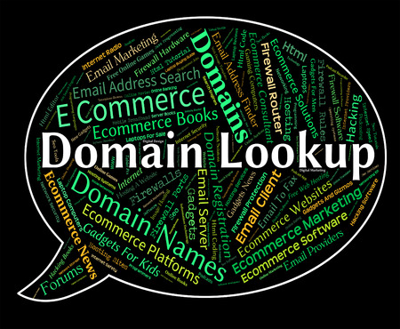 dominion: Domain Lookup Indicating Domains Dominions And Finding