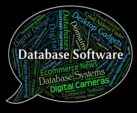 shareware: Database Software Indicating Shareware Softwares And Programming